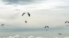 British paraglider killed in mid-air collision