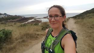 Woman runs 1,500 miles from Shetland to Penzance in hospice fundraiser