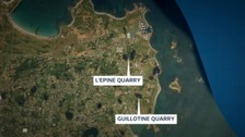 Guernsey's Government reject plans to fill 2 quarries with inert waste