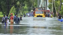 Kerala: 800,000 displaced by worst flooding for a century