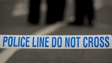A woman has died and a man has been seriously injured after a collision on Anglesey