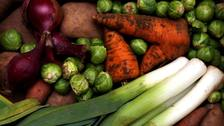 'Shocking' amount of fruit and veg wasted, researchers say