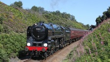 The Oliver Cromwell will be at the postponed North Norfolk Railway steam gala