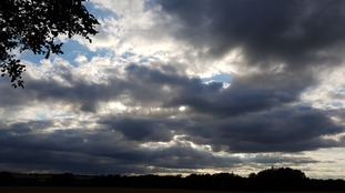 Anglia weather: Dry but cloudy