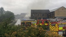 Parts of Emma Bridgewater Factory reopen following fire