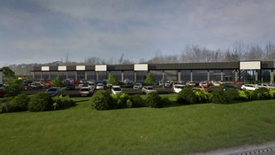 Tenants have signed up to plans for a retail park in Kingstown.