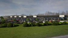 Tenants sign up to new £6.5 million retail park before it's even built