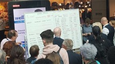 Gatwick goes back to drawing board after electronic screens fail