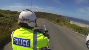 'Too many' motorcyclists are dying on Devon and Cornwall roads, police say