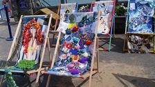 Stitch-up in Swansea! Festival celebrating textile art returns
