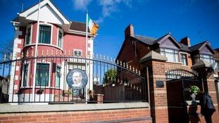 The Sinn Féin MP for west Belfast condemned the incident.