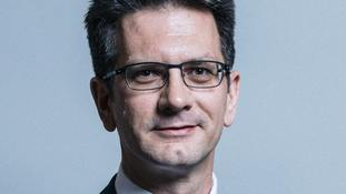 Ex-Brexit minister Steve Baker's parachute fails to open during a skydive