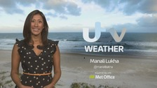 Wales weather: Cloudy and humid