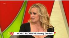 Stormy Daniels has claimed she was not allowed to apologise for not appearing on Celebrity Big Brother.