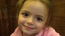 Mother denies murder of 4-year-old Amelia Brooke Harris