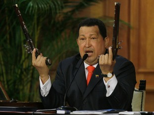 Hugo Chavez died in 2013 and Nicolas Maduro took over.