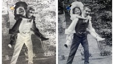 Can you solve mystery of these 100-year-old family photos?