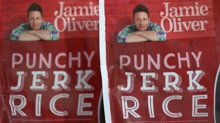 Jamie Oliver's 'punchy jerk rice' accused of 'cultural appropriation'