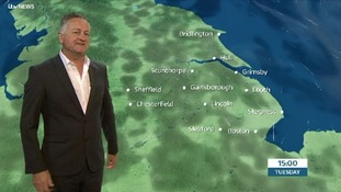 GMB weather forecast with Jon Mitchell