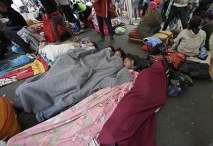 Ecuador Venezuela Migration Crisis
