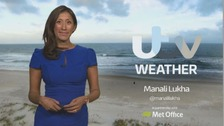 Wales weather: Bright day and sunshine