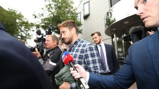 Danny Cirpiani leaves Jersey Magistrate's Court