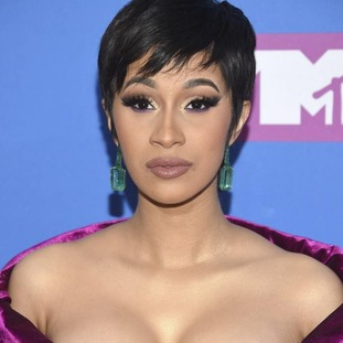 Cardi B opened the 2018 MTV Video Music Awards.