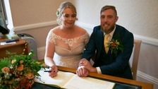 31-year-old dementia sufferer marries childhood sweetheart