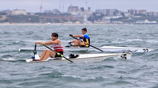 Jersey rowers claim triple bronze at British Offshore Champs