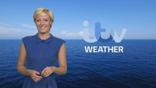 Wales Weather: Rather cloudy and humid