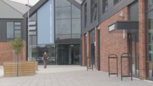 New multi-million pound education campus in Dumfries opens to pupils