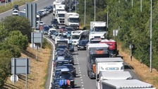 Drivers warned over severe bank holiday traffic jams