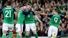NI's Chris Brunt retires from international football