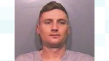 Steven Lewis has been jailed for more than years.
