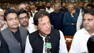Pakistan PM Imran Khan proposes dialogue with arch-rival India