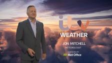 Jon Mitchell has the early morning forecast