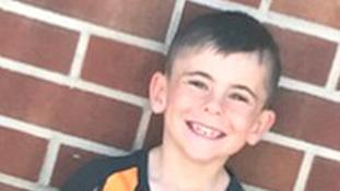 Tribute to 'loving, caring, beautiful boy' Stanley Metcalf who died in pellet gun incident