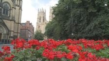 York named most popular city in the UK
