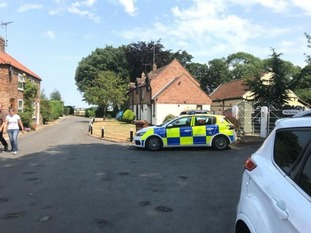Stanley Metcalf was found fatally injured at a property on Church Lane.