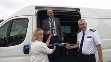 Cyber Van to help Bedfordshire Police tackle crime