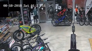 More than £51,000 worth of bikes stolen from Cornwall cycle shop