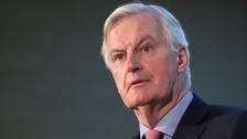 Barnier warns UK that EU principles are non negotiable