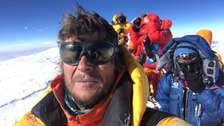NI adventurer returns home from K2 climb
