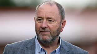 Cheltenham Town manager Gary Johnson sacked