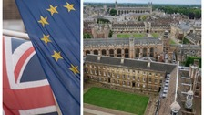 Cambridge to be worst hit by 'No deal Brexit' says think tank