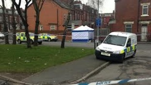 Police cordon after fatal stabbing in Harehills