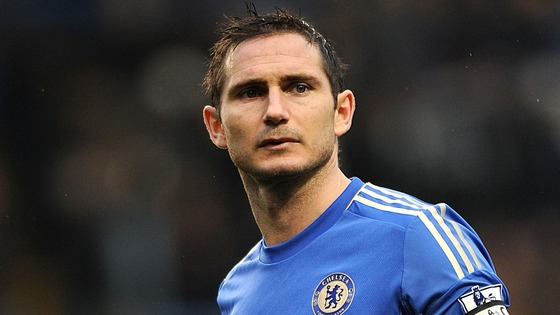 Frank Lampard is set to write a series of children's books