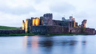 'Epic' new attractions at Wales's biggest castle