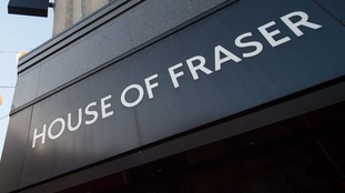 Saved! Telford's House of Fraser store will remain open