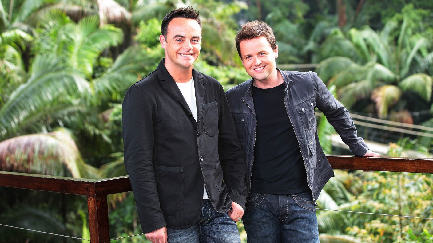 Ant McPartlin jokes about his rehab 'problems' on I'm A ...